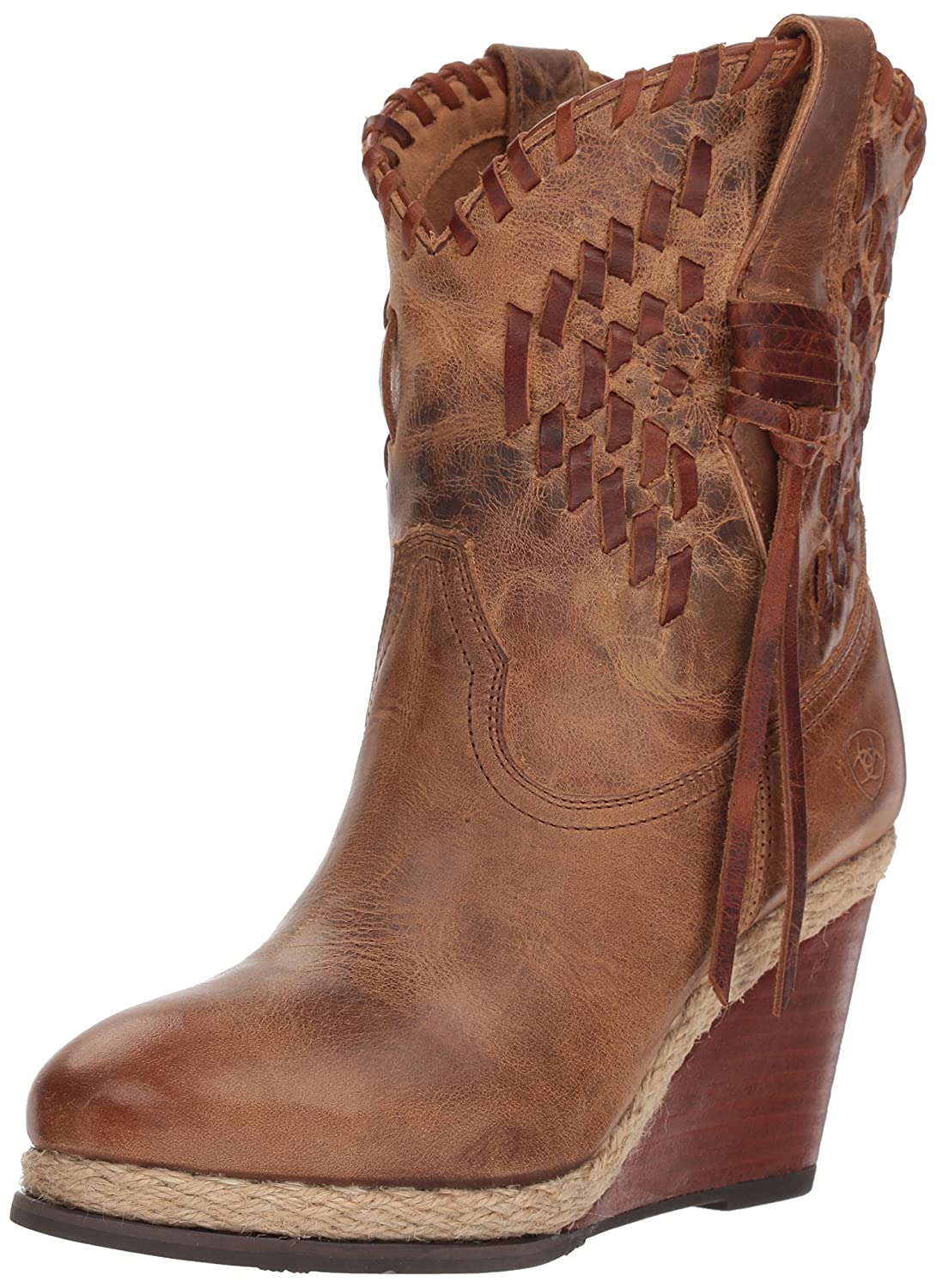 [Ariat] レディース 10023207 10 B(M) US Crackled Tan B076MGW4TS
