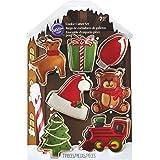 Wilton 7-Piece Christmas Cookie Cutter Set