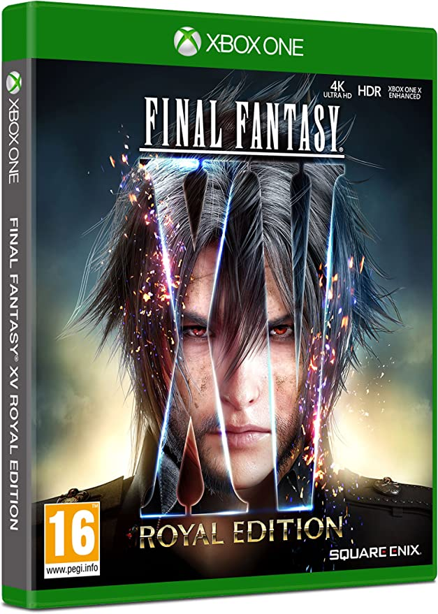 Final Fantasy XV Royal Edition - Game of The Year - Xbox One [Importación italiana]: Amazon.es: Videojuegos