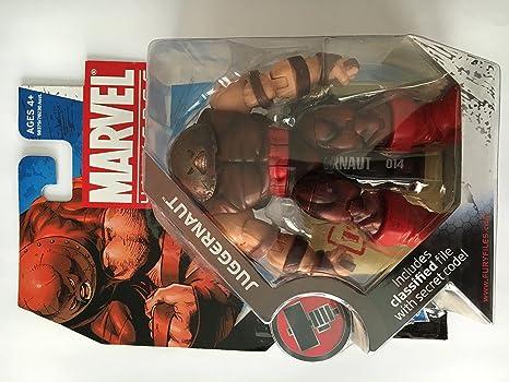 New Marvel Universe 3 3//4 Inch Series 2 Action Figure #014 Juggernaut