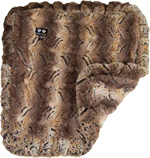 product image for BESSIE AND BARNIE Ultra Plush Simba Luxury Dog/Pet Blanket