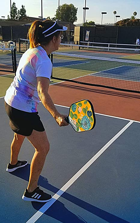 Amazon.com : Sweet Pickle Pickleball Paddle Lightweight Poly ...