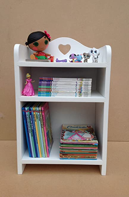 Children\'s Bedside Table, Cabinet, Storage Unit, Bookcase, Girls ...