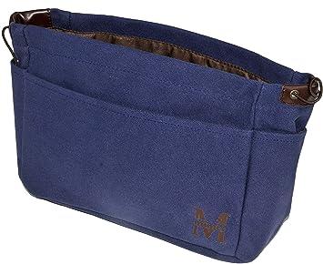 a07b2fe852932 Mimis Handtaschen Organizer aus strapazierfähigem Stoff - Robuster Taschen  Organizer als praktische  quot Tasche in