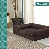 Petlo Orthopedic Pet Sofa Bed - Dog, Cat or Puppy
