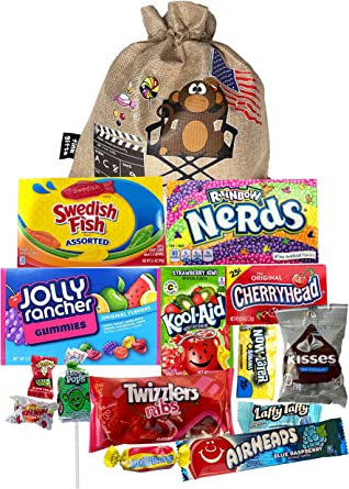 The USA Americano One | Bolsa de regalo Americano Candy USA ...