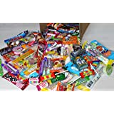 Bumper Box of 100 Mixed Childrens Sweets. Ideal for Wedding Favours, Pinata, Party Bags, Cinema Trips or Movie Nights (or just eat Them Yourself)! This Box Exclusive to Rixon and Bryce.