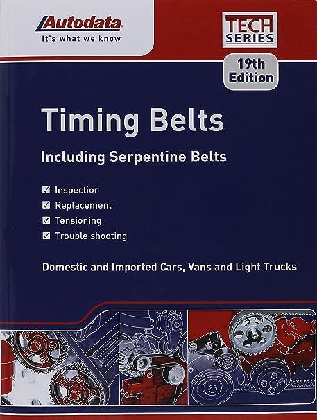 alldata timing belt book