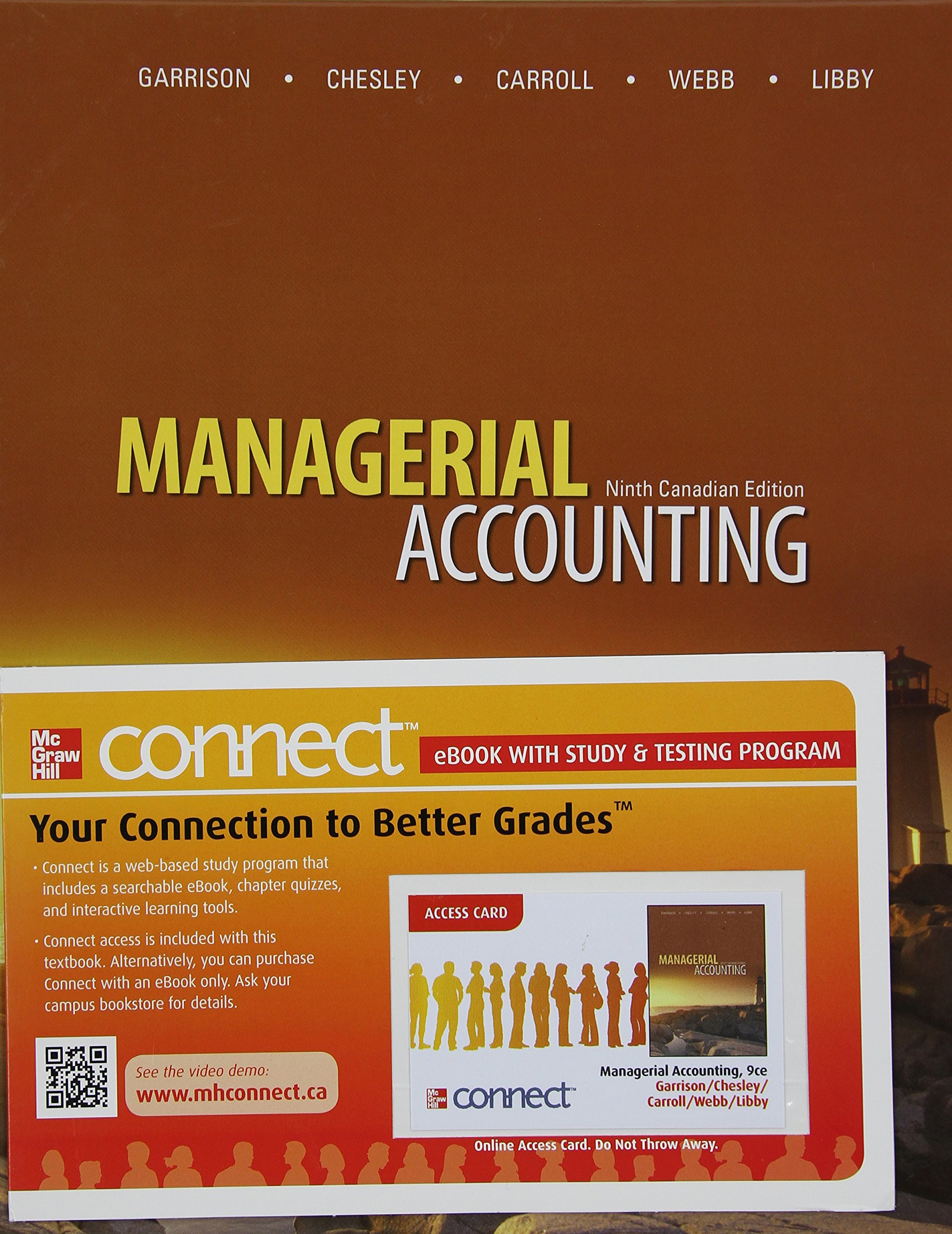 Managerial accounting ninth canadian edition carroll webb libby managerial accounting ninth canadian edition carroll webb libby garrison chesley 9780070401891 books amazon fandeluxe Gallery