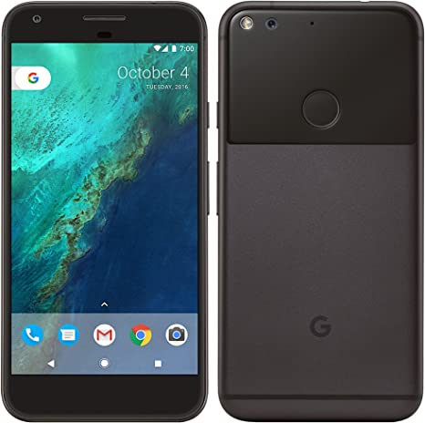 Google Pixel 4G 128GB Negro - Smartphone, Plana, AMOLED, 1920 x 1080 Pixeles, 16,78 millones de colores, 100000:1, Qualcomm Snapdragon, color Negro: Amazon.es: Electrónica