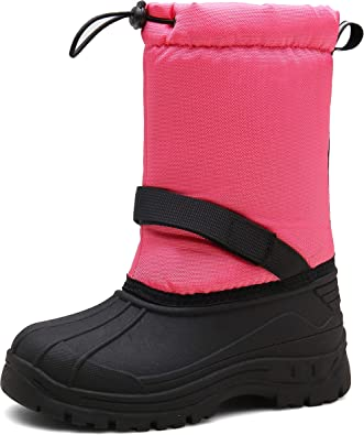 OROTER Snow Boots for Boys Girls