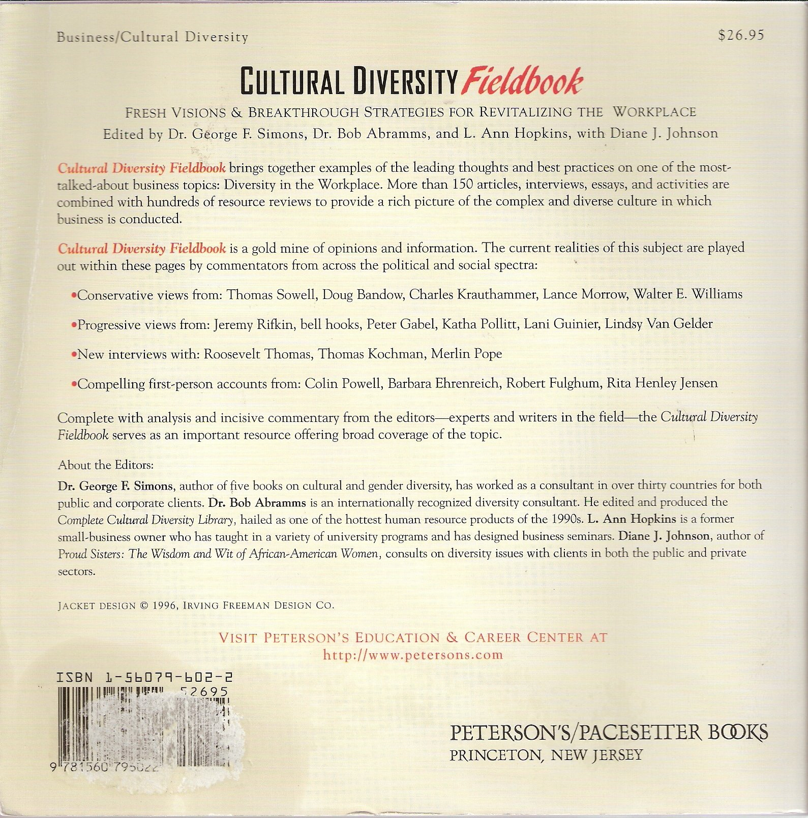 How To Write A Proposal Essay Outline Cultural Diversity Fieldbook Fresh Visions  Breakthrough Strategies For  Revitalizing The Workplace Pacesetter Books Bob Abramms L Ann Hopkins   My English Essay also Locavore Synthesis Essay Cultural Diversity Fieldbook Fresh Visions  Breakthrough  Essays In Science