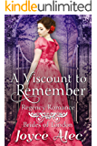 A Viscount to Remember: Regency Romance (Brides of London)
