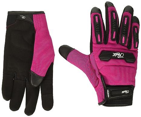 Amazon.com  Joe Rocket Women s Velocity 2.0 Gloves (Pink 75a11ec371