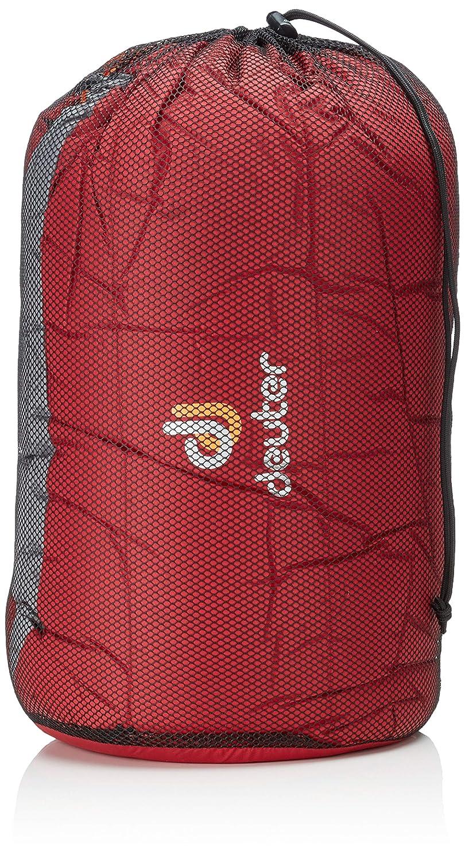 Deuter Astro 550 Saco de Dormir, Unisex Adulto, Rojo (Cranberry), Talla Única: Amazon.es: Deportes y aire libre