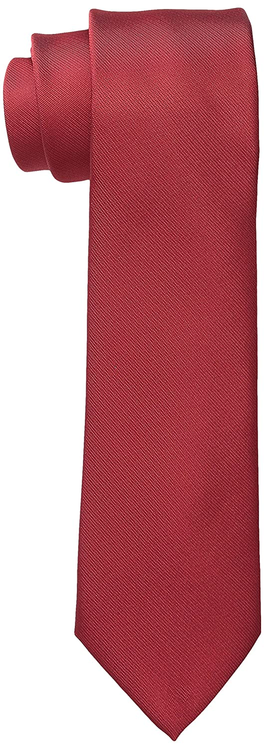 Wembley Men's Everyday Solid Tie Navy One Size Randa Neckwear WE00110061