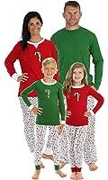 Sleepyheads Candy Cane Family Matching Pajama Set