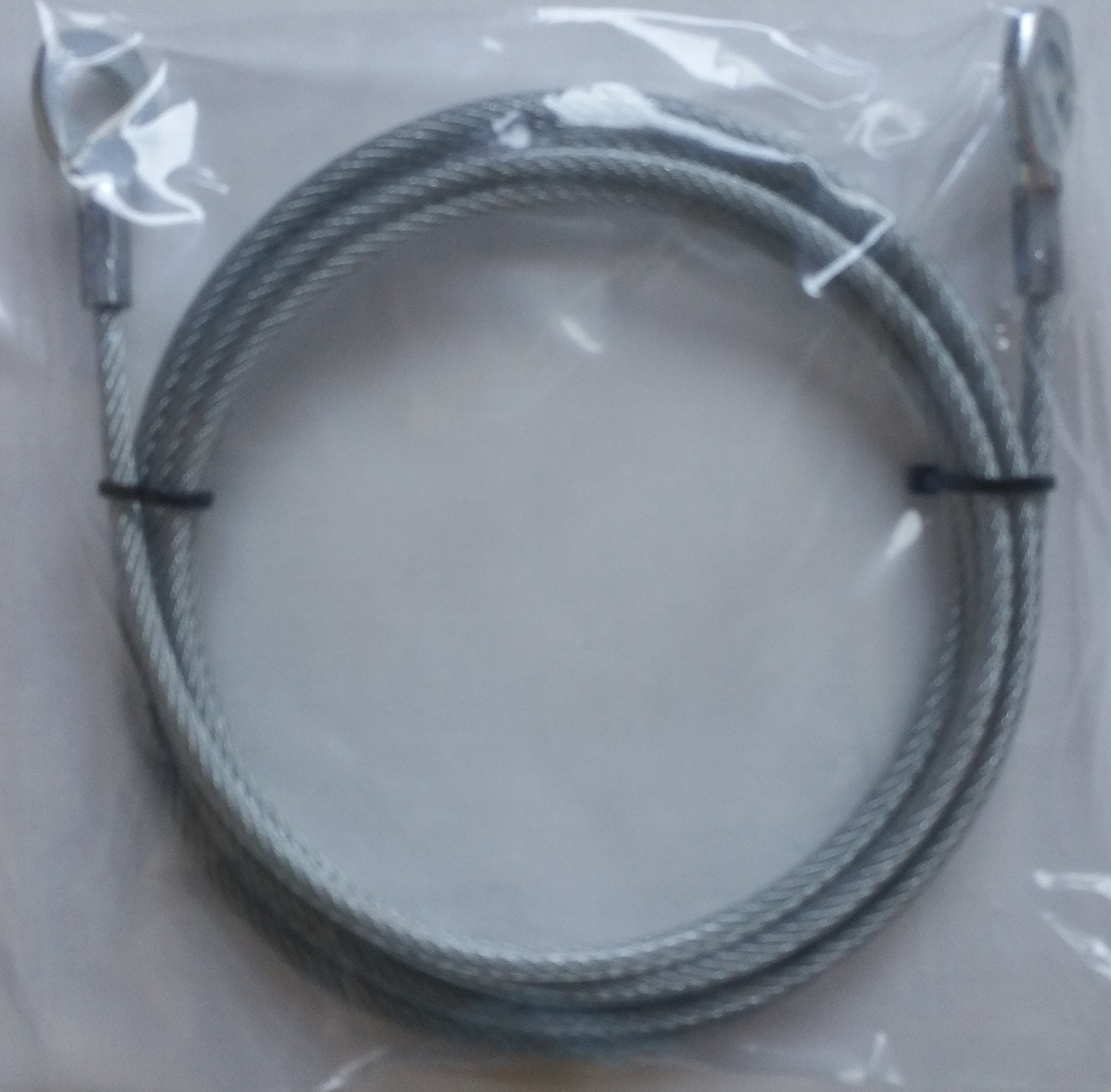 Total Gym Replacement Strong Steel Cable for Models 2000, 3000, and More by Total Gym Replacement