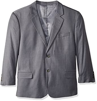 17f83ab4dd9 Dockers Men's Big and Tall Big & Tall Stretch Suit Separate Coat, mid Gray,