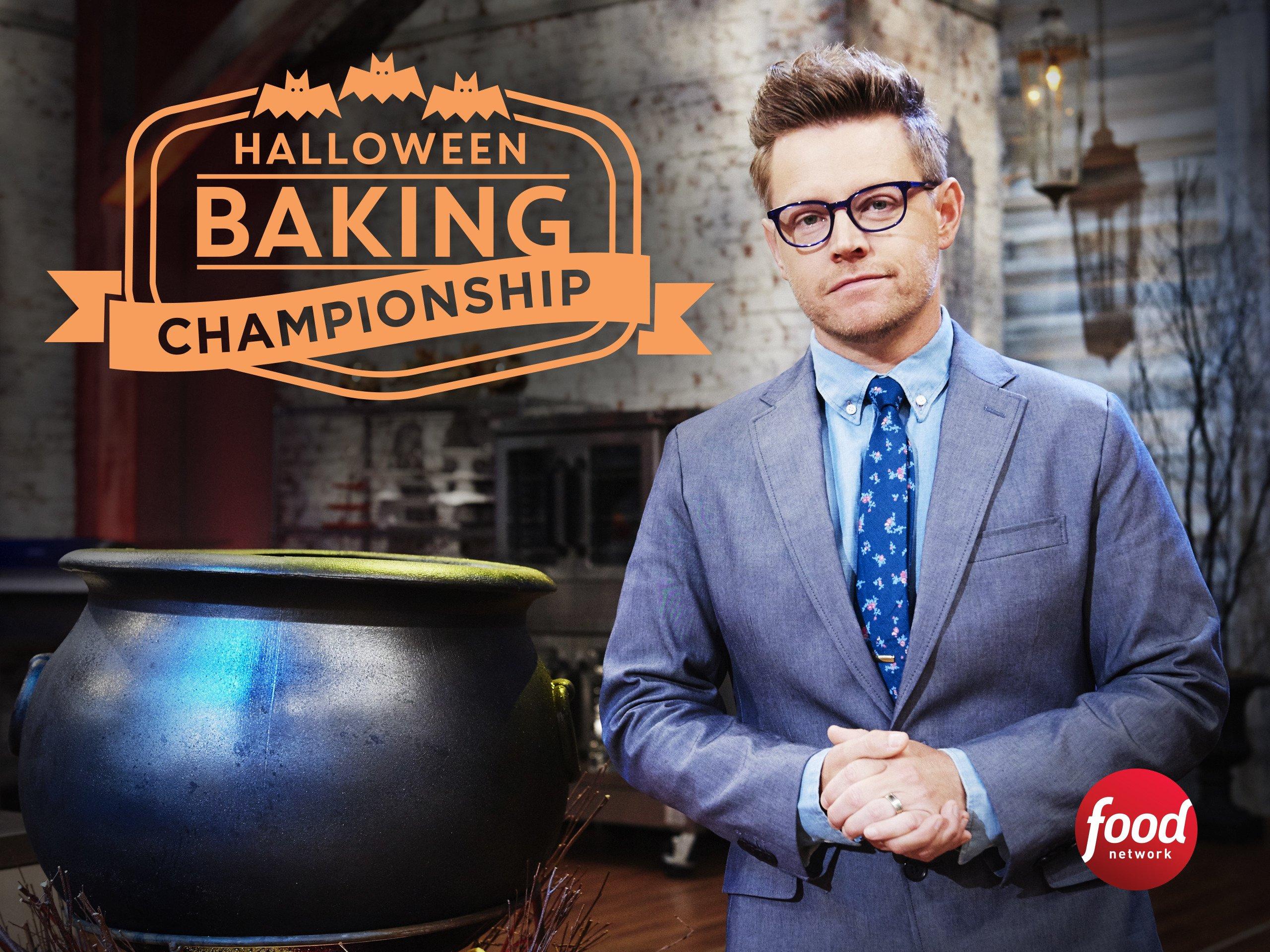 Watch Halloween Baking Championship Season 1