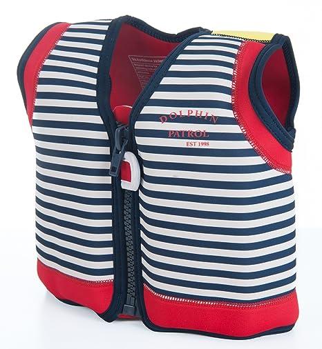 The Original Konfidence Jacket salvavidas I Niños de salvavidas de neopreno I Natación Chaqueta Ideal para niños I flotador ...