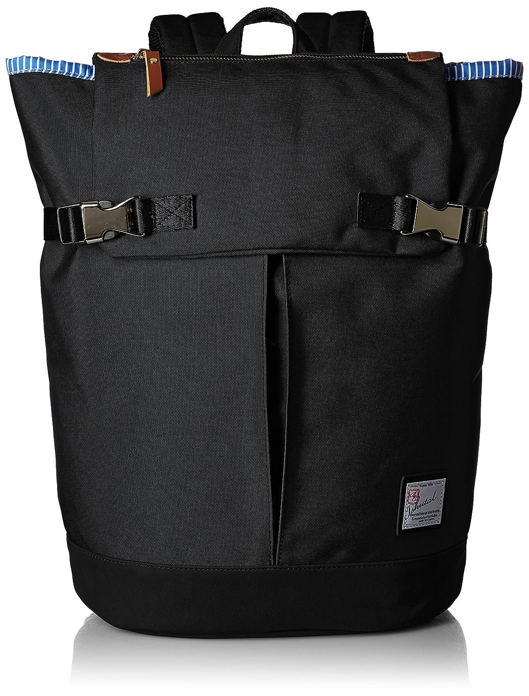 [イシュタル] リュックサック A5収納 IFL-7901 B01K6IIHGO  ブラック
