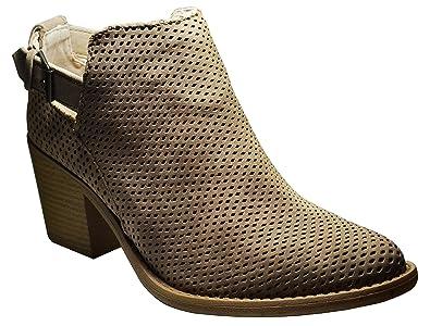 Tobin-45 Womens western booties