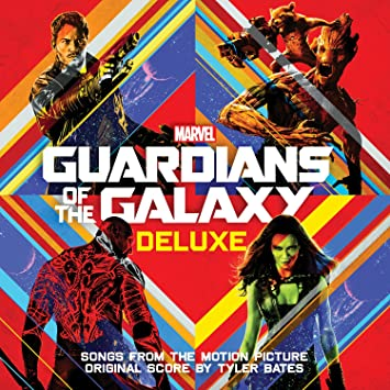 Soundtrack Guardians Of The Galaxy Music