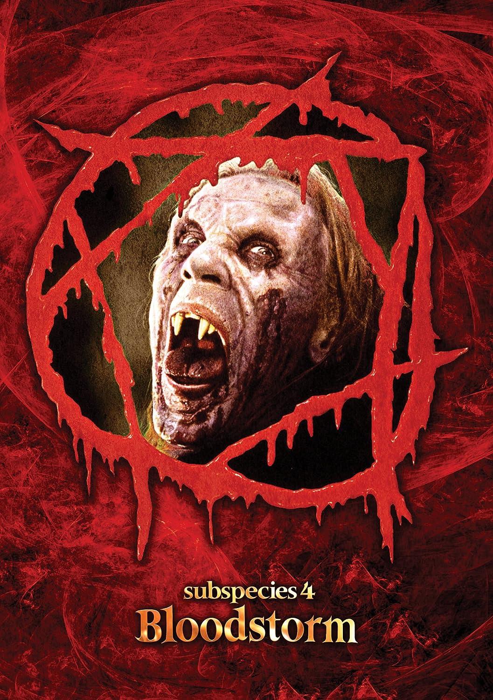 dvd: Subspecies IV: Bloodstorm