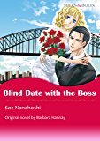 BLIND DATE WITH THE BOSS (Mills & Boon comics)