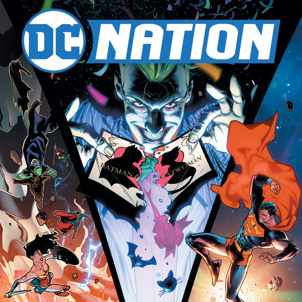 DC Nation (2018-) (Issues) (5 Book Series)