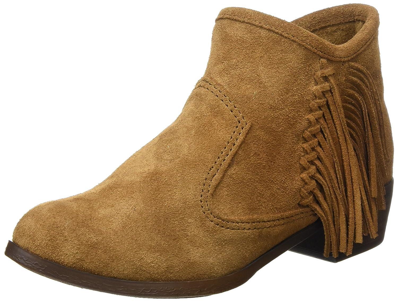Minnetonka Women's Blake B01MSAI3E7 Fringe Boot Round Toe B01MSAI3E7 Blake 6 B(M) US Dusty Brown c5e719