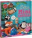 Sew Mini Animals (Klutz)
