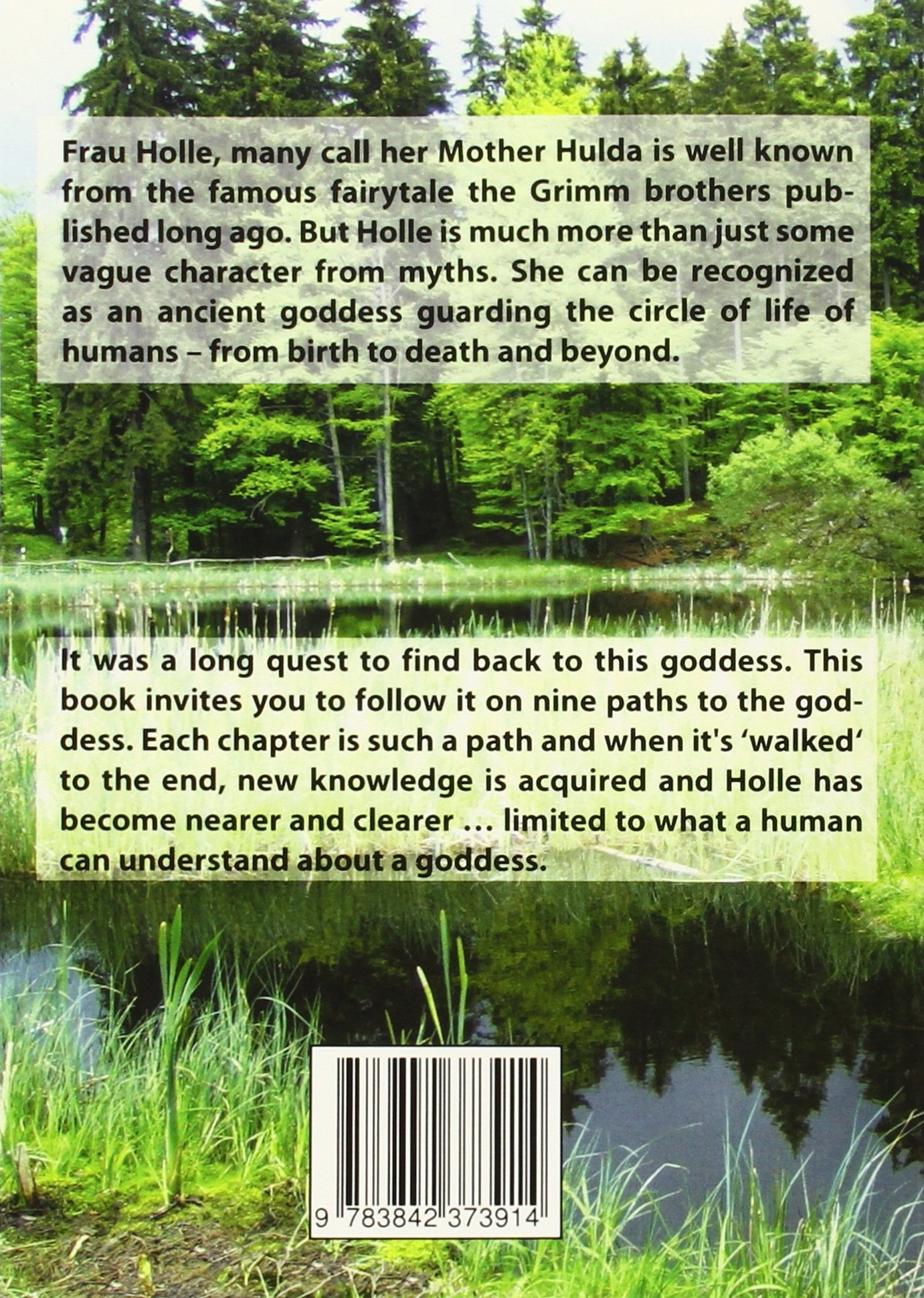goddess holle gardenstone 9783842373914 amazoncom books