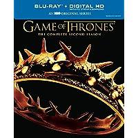 Game of Thrones: Season 2 [Blu-ray + Digital Copy]