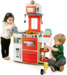 Amazon Com Little Tikes Cook N Grow Kitchen Toys Games