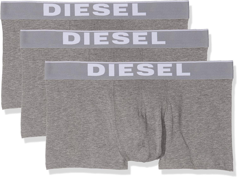 TALLA M. Diesel Calzoncillos (Pack de 3 para Hombre