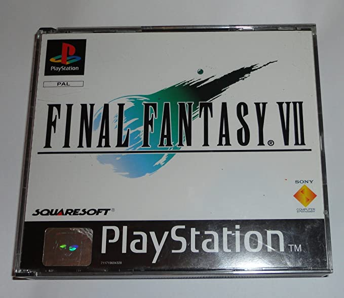 Final Fantasy Vii Ps Amazon Co Uk Pc Video Games