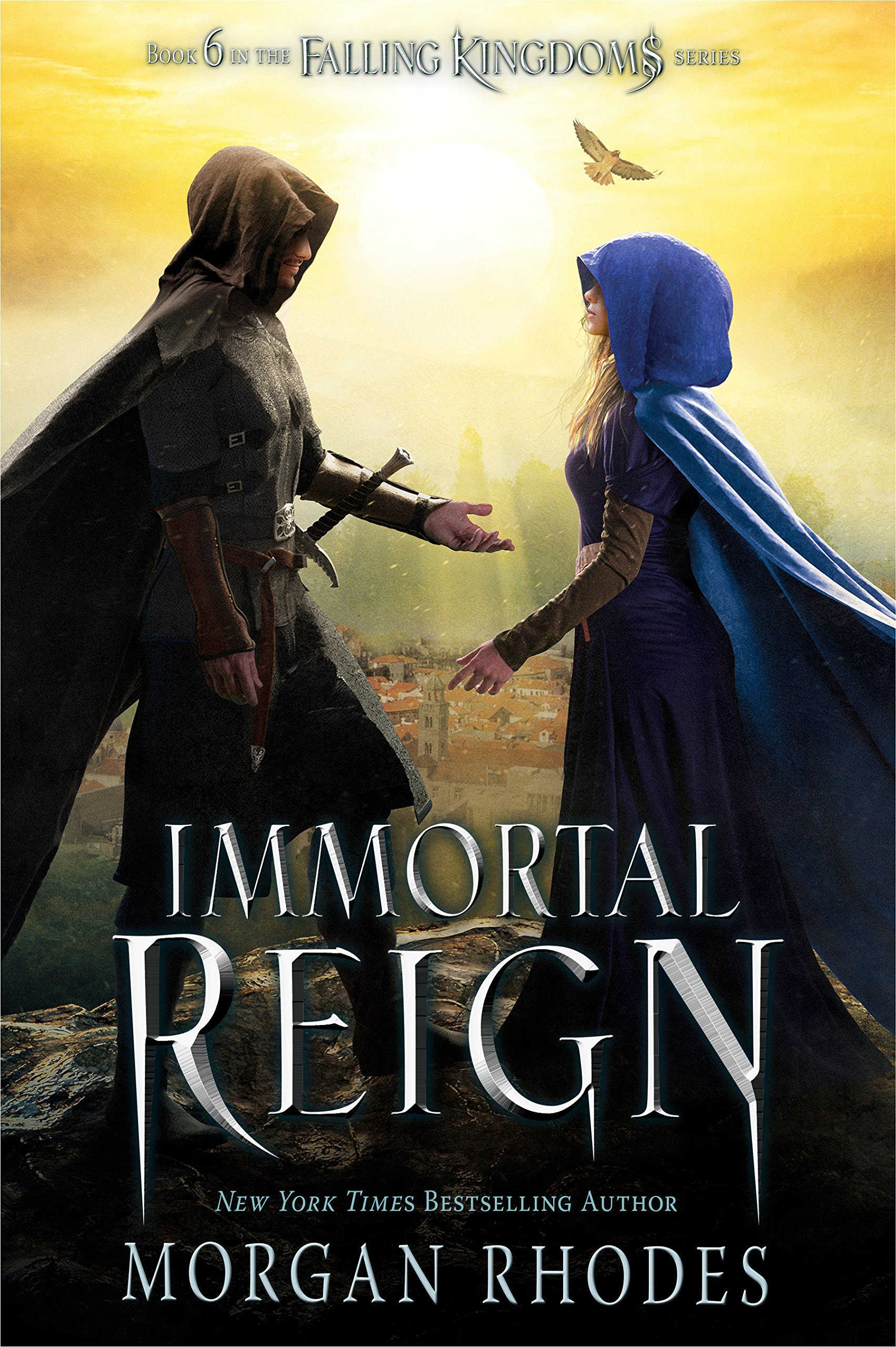 Amazon.com: Immortal Reign: A Falling Kingdoms Novel (9781595148254): Morgan  Rhodes: Books
