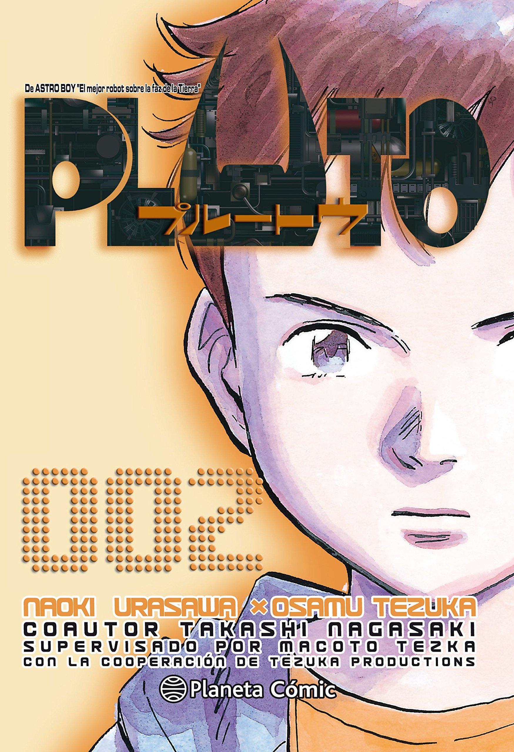Pluto nº 02/08 (Nueva edición) (Manga Seinen): Amazon.es: Urasawa, Naoki, Tezuka, Osamu, Nagasaki, Takashi, Daruma: Libros