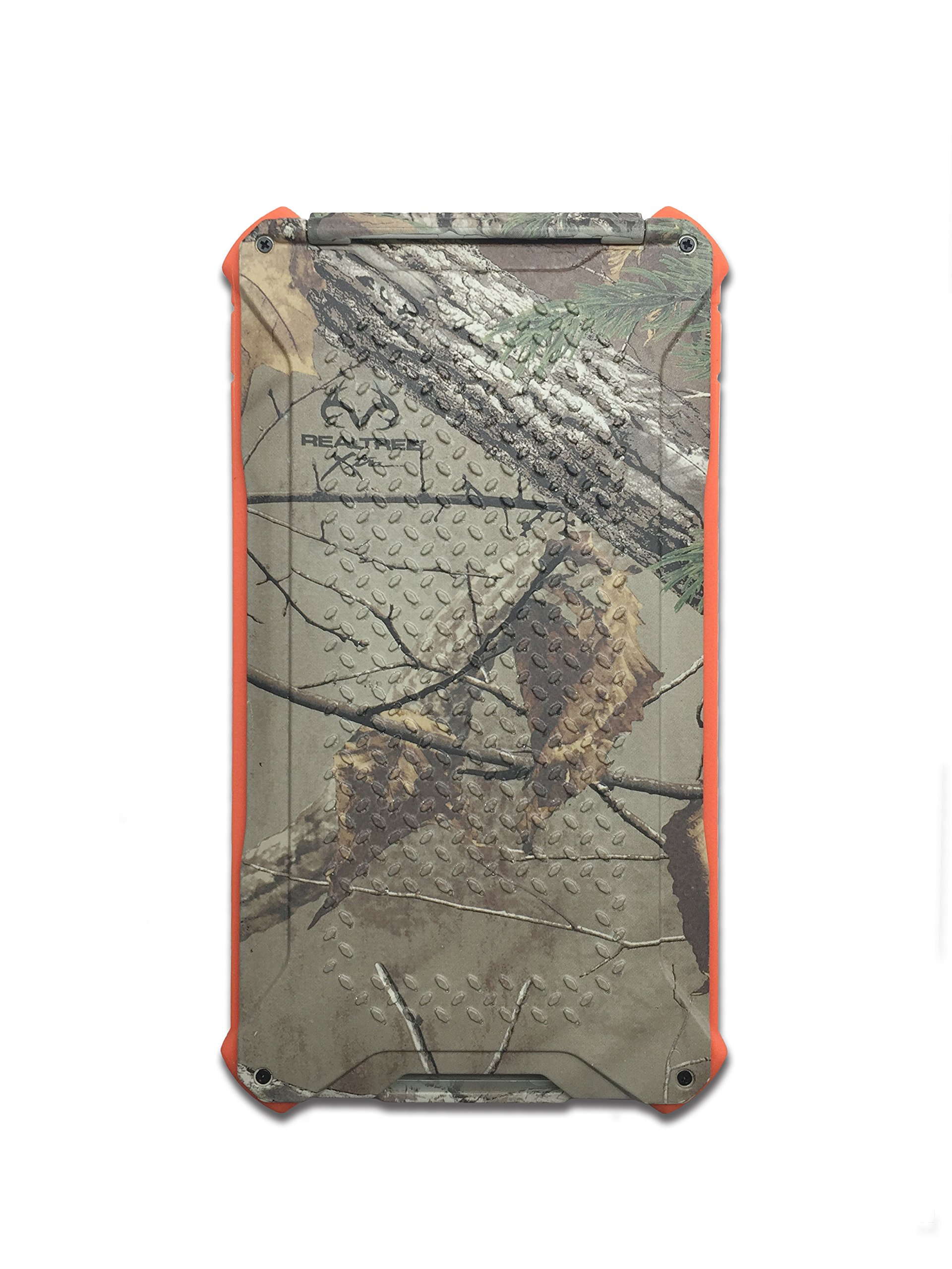 Dark Energy Poseidon IP68 Waterproof, Shockproof, Dustproof, 10,000mah, 2 USB Port, 3.4 Amp Portable Charger and Light PLUS Paracord Charging Cable, Realtree by Dark Energy (Image #2)
