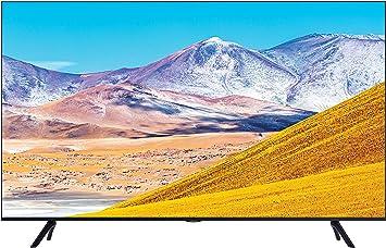 Samsung TV Serie Crystal UHD 4K, WiFi, 2020, Clase de eficiencia energética A+, Negro: Amazon.es: Electrónica