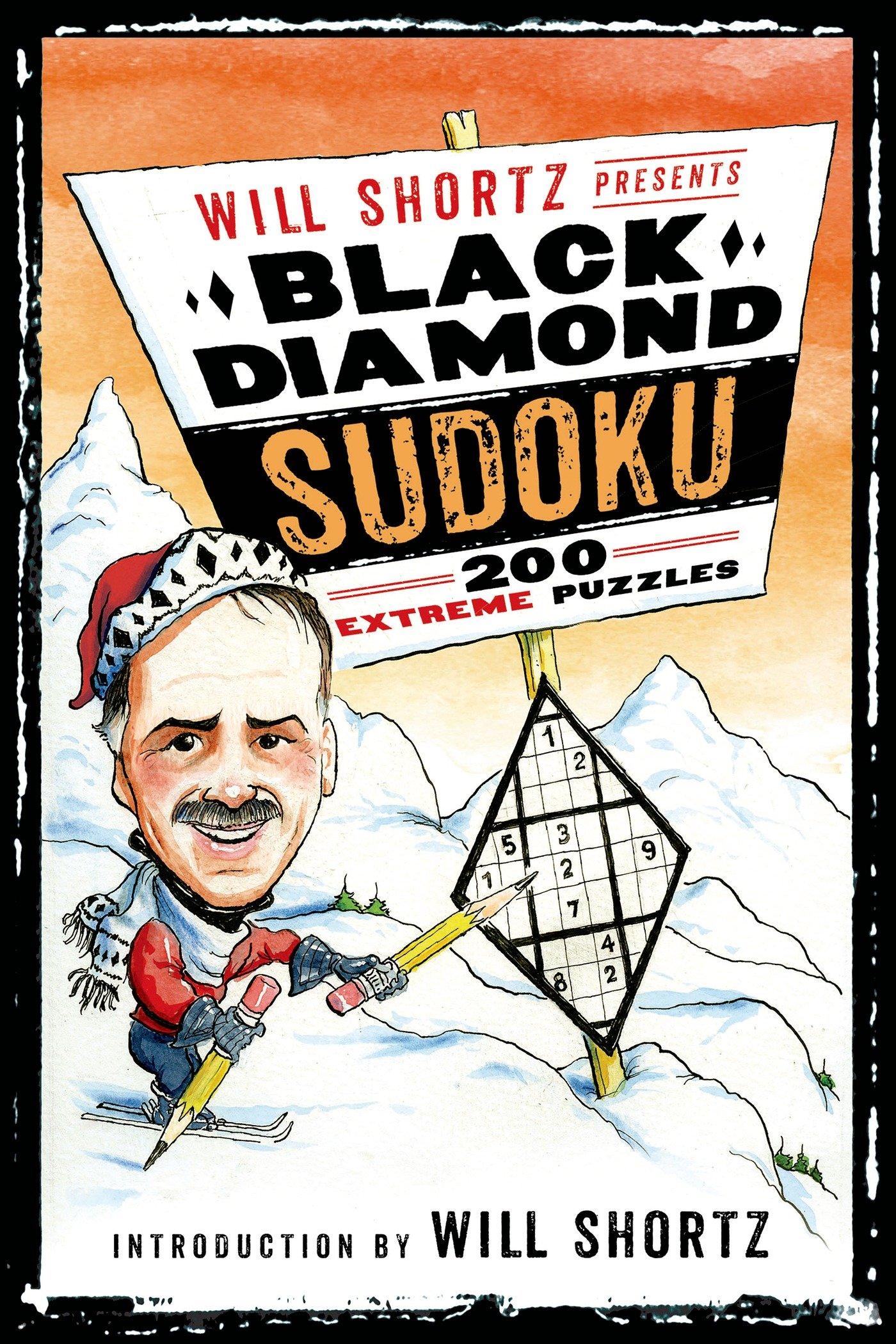 Shortz Presents Black Diamond Sudoku product image