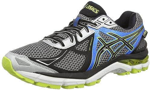 Asics Men's Gt-2000 3 Running Shoes, Blue: Amazon.co.uk