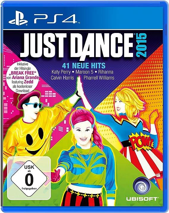 Just Dance 2015 [Importación Alemana]: Amazon.es: Videojuegos