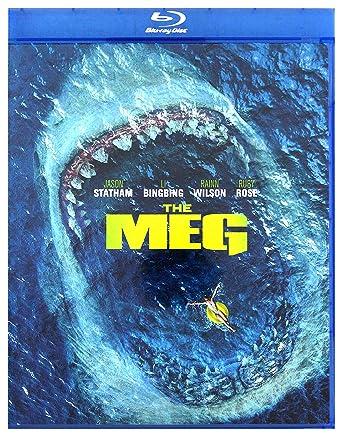 The Meg Blu-Ray Region Free IMPORT No hay versión española: Amazon ...