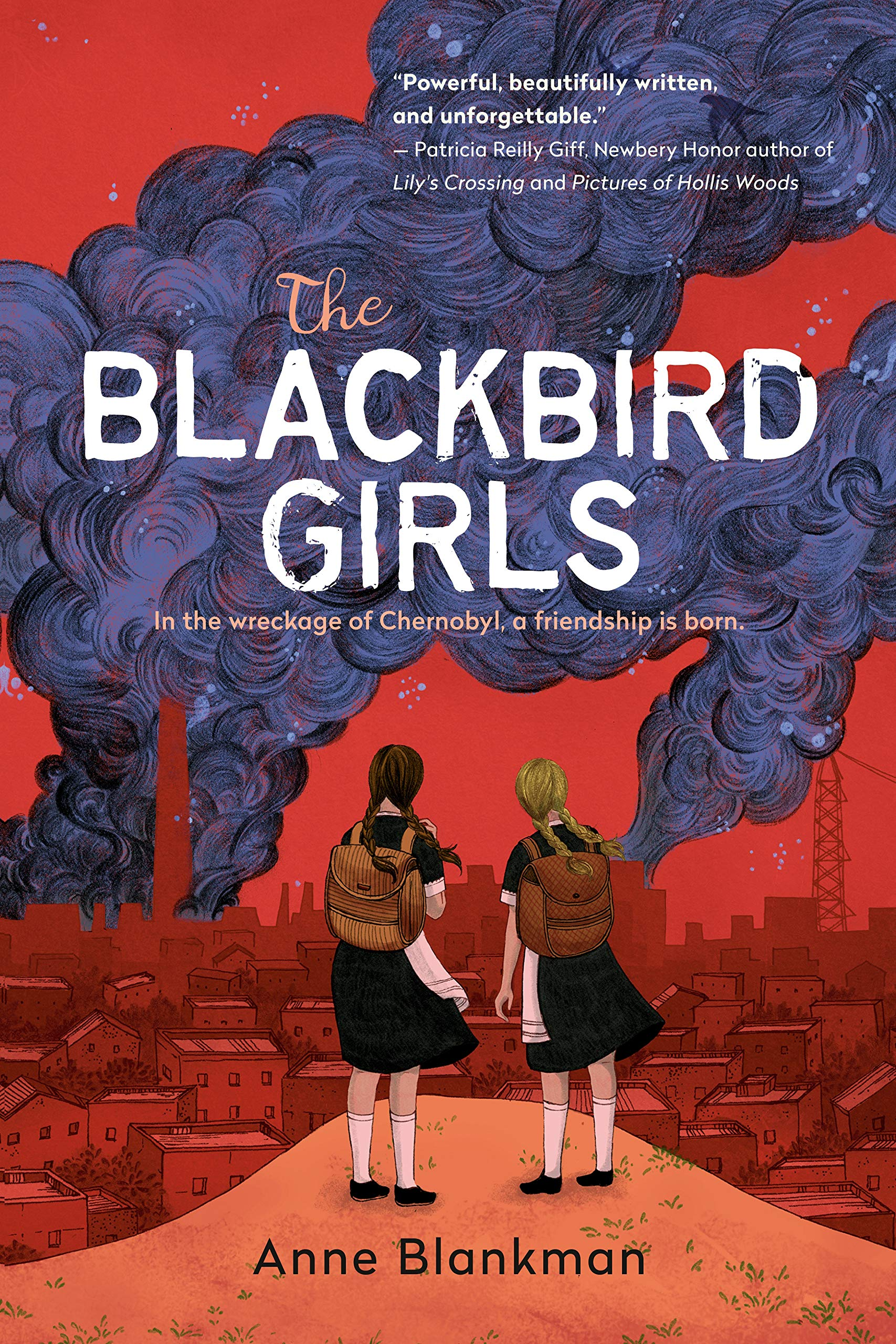 The Blackbird Girls: Blankman, Anne: 9781984837356: Amazon.com: Books