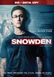 Snowden [DVD + Digital HD]
