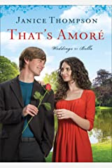 That's Amore (Weddings by Bella Book #4): A Novel Kindle Edition