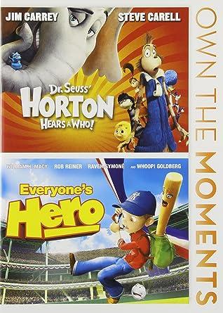 56e4d437736c8 Amazon.com  Dr. Seuss  Horton Hears a Who Everyone s Hero  Horton ...